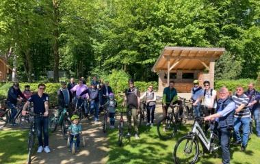 Bädertour mit MDB André Berghegger