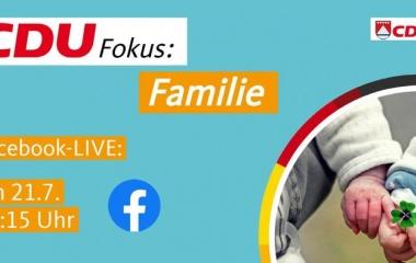 CDU Fokus: Familie