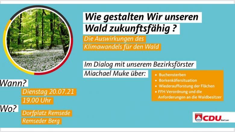 CDU Fokus: Wald